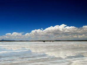 The world's largest salt flat Salar de Uyuni – Photographer's destination